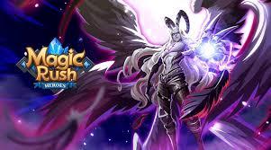魔法英雄 (Magic Rush: Heroes) 攻略