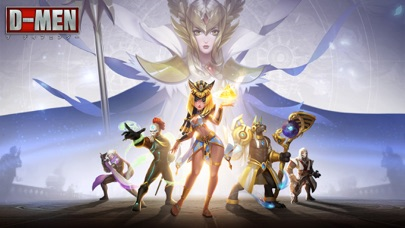 Warrior Defenders 最強キャラランキング(旧名:D-MEN ザ ディフェンダー)